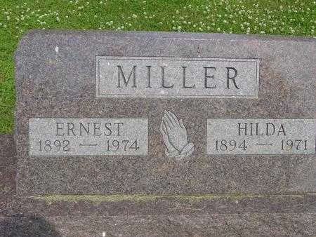 MILLER, HILDA - Ida County, Iowa | HILDA MILLER