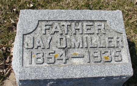 MILLER, JAY D. - Ida County, Iowa | JAY D. MILLER