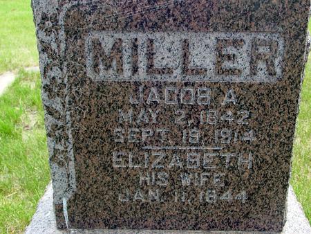 MILLER, JACOB A. - Ida County, Iowa | JACOB A. MILLER