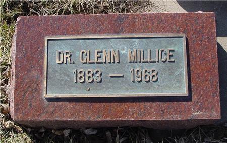MILLICE, DR. GLENN - Ida County, Iowa   DR. GLENN MILLICE