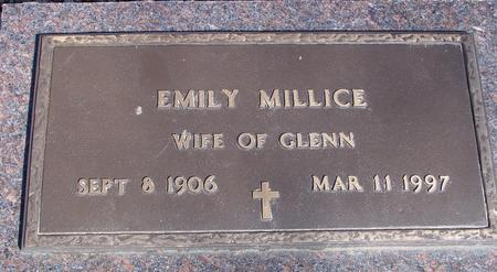 MILLICE, EMILY - Ida County, Iowa | EMILY MILLICE