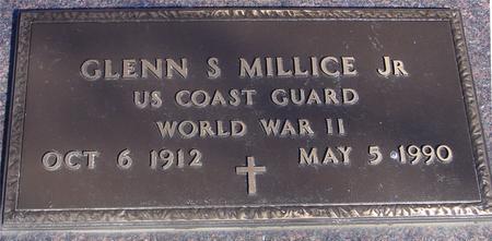 MILLICE, GLENN S.  JR. - Ida County, Iowa | GLENN S.  JR. MILLICE