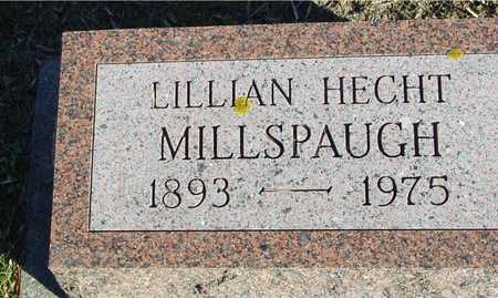 MILLSPAUGH, LILLIAN - Ida County, Iowa | LILLIAN MILLSPAUGH