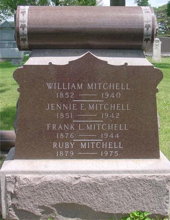MITCHELL, FRANK L. - Ida County, Iowa | FRANK L. MITCHELL