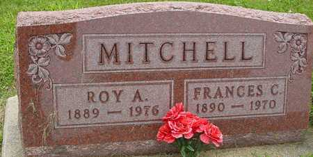 MITCHELL, ROY A. & FRANCES - Ida County, Iowa | ROY A. & FRANCES MITCHELL