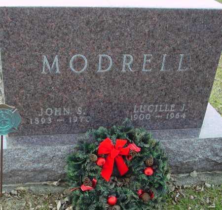 MODRELL, JOHN S. - Ida County, Iowa | JOHN S. MODRELL