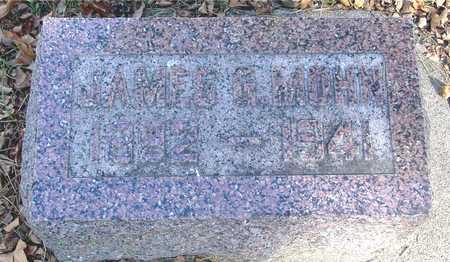 MOHN, JAMES G. - Ida County, Iowa | JAMES G. MOHN
