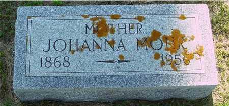 HARMS MOHR, JOHANNA - Ida County, Iowa | JOHANNA HARMS MOHR