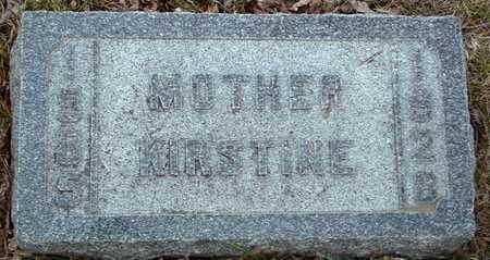 MOLLER, KIRSTINE - Ida County, Iowa | KIRSTINE MOLLER