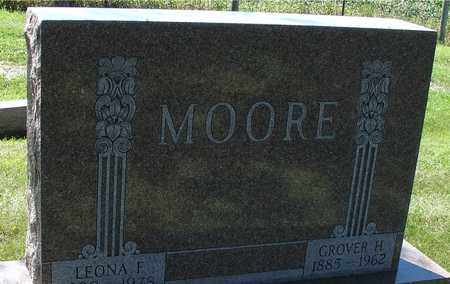 MOORE, GROVER H. - Ida County, Iowa | GROVER H. MOORE