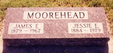 MOOREHEAD, JAMES EDSON - Ida County, Iowa | JAMES EDSON MOOREHEAD