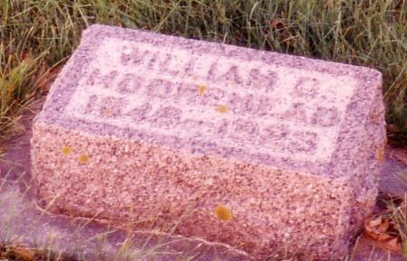 MOOREHEAD, WILLIAM - Ida County, Iowa | WILLIAM MOOREHEAD