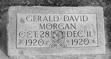 MORGAN, GERALD DAVID - Ida County, Iowa | GERALD DAVID MORGAN