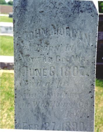 MORGAN, JOHN - Ida County, Iowa | JOHN MORGAN