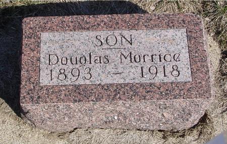 MORRICE, DOUGLAS - Ida County, Iowa | DOUGLAS MORRICE
