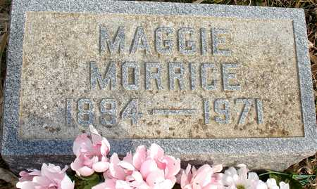 MORRICE, MAGGIE - Ida County, Iowa | MAGGIE MORRICE