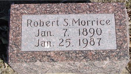 MORRICE, ROBERT S. - Ida County, Iowa | ROBERT S. MORRICE