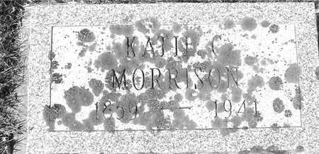 MORRISON, KATIE C. - Ida County, Iowa | KATIE C. MORRISON