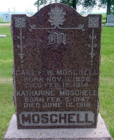 MOSCHELL, CARL - Ida County, Iowa   CARL MOSCHELL