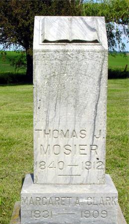 MOSIER, THOMAS - Ida County, Iowa | THOMAS MOSIER