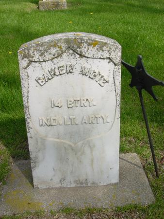 MOTE, BAKER - Ida County, Iowa | BAKER MOTE