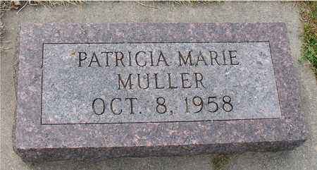 MULLER, PATRICIA MARIE - Ida County, Iowa | PATRICIA MARIE MULLER