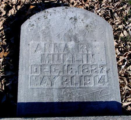 MULLIN, ANNA R. - Ida County, Iowa | ANNA R. MULLIN