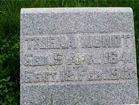 MUNDT, TRIENA - Ida County, Iowa | TRIENA MUNDT