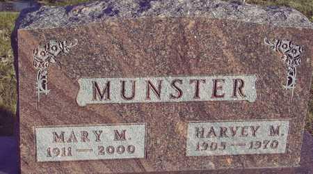 MUNSTER, HARVEY & MARY - Ida County, Iowa | HARVEY & MARY MUNSTER