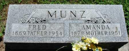 MUNZ, FRED & AMANDA - Ida County, Iowa | FRED & AMANDA MUNZ