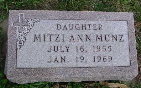 MUNZ, MITZI ANN - Ida County, Iowa | MITZI ANN MUNZ