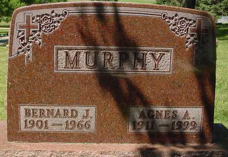 MURPHY,  BERNARD & AGNES - Ida County, Iowa |  BERNARD & AGNES MURPHY