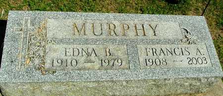 MURPHY, FRANCIS & EDNA B. - Ida County, Iowa | FRANCIS & EDNA B. MURPHY