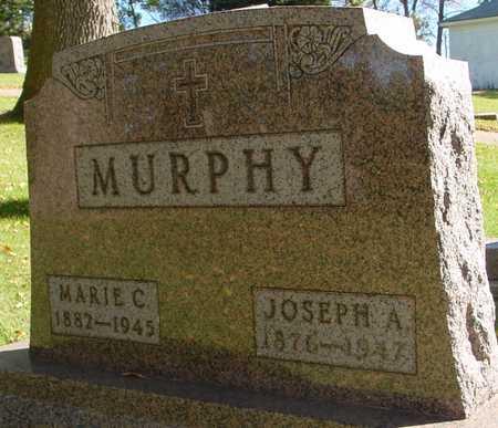 MURPHY, JOSEPH & MARIE - Ida County, Iowa | JOSEPH & MARIE MURPHY