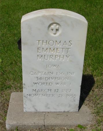 MURPHY, THOMAS - Ida County, Iowa   THOMAS MURPHY