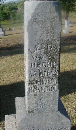 MYERS, LESTER - Ida County, Iowa | LESTER MYERS