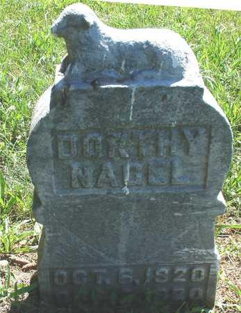NAGEL, DORTHY - Ida County, Iowa | DORTHY NAGEL