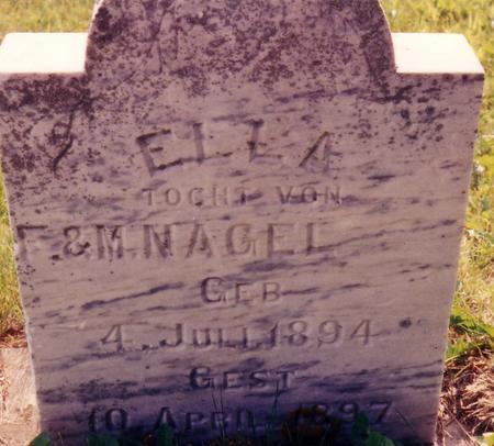 NAGEL, ELLA - Ida County, Iowa | ELLA NAGEL