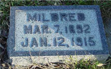 NAILOR, MILDRED - Ida County, Iowa | MILDRED NAILOR