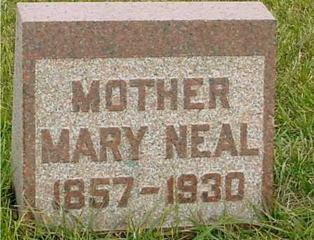 NEAL, MARY - Ida County, Iowa | MARY NEAL