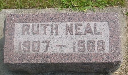 NEAL, RUTH - Ida County, Iowa | RUTH NEAL