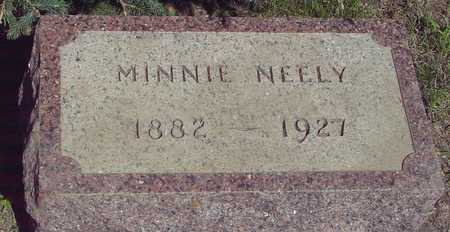 NEELY, MINNIE - Ida County, Iowa | MINNIE NEELY
