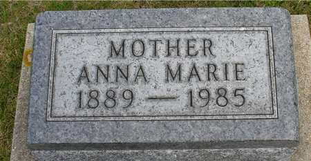 NELSON, ANNA MARIE - Ida County, Iowa   ANNA MARIE NELSON