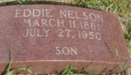 NELSON, EDDIE - Ida County, Iowa   EDDIE NELSON