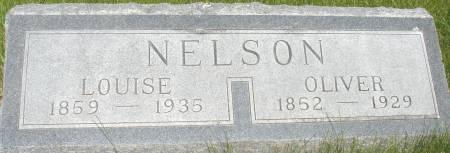 NELSON, LOUISE - Ida County, Iowa | LOUISE NELSON