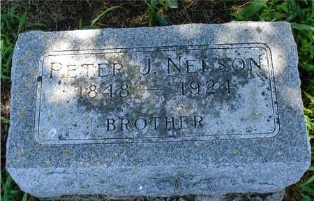 NELSON, PETER J. - Ida County, Iowa   PETER J. NELSON