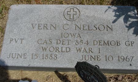 NELSON, VERN - Ida County, Iowa | VERN NELSON