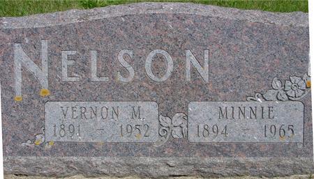 NELSON, VERNON - Ida County, Iowa | VERNON NELSON