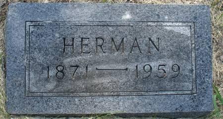 NEWBERG, HERMAN - Ida County, Iowa   HERMAN NEWBERG