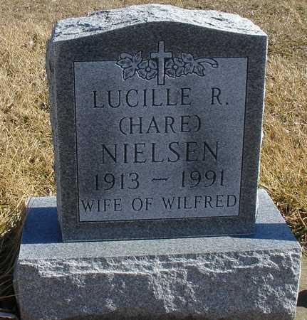 NIELSEN, LUCILLE R. - Ida County, Iowa | LUCILLE R. NIELSEN